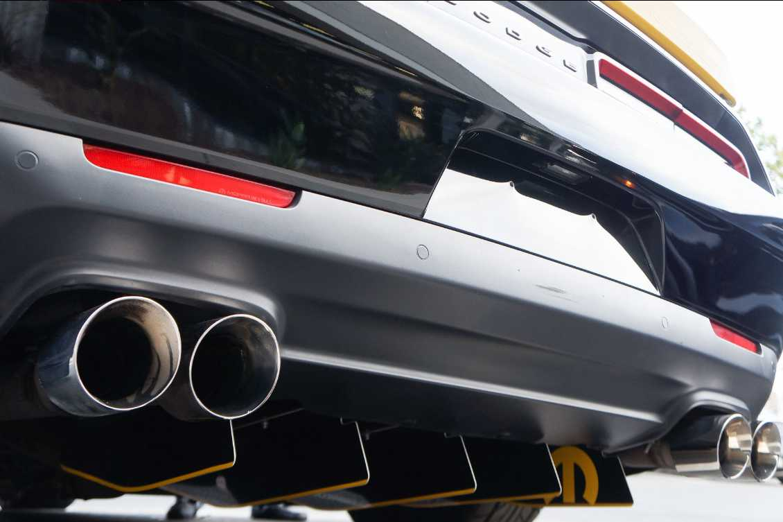Sounds Like Hell On Wheels Best Exhaust Systems For Dodge Challenger R T And Srt Motoroso Blog