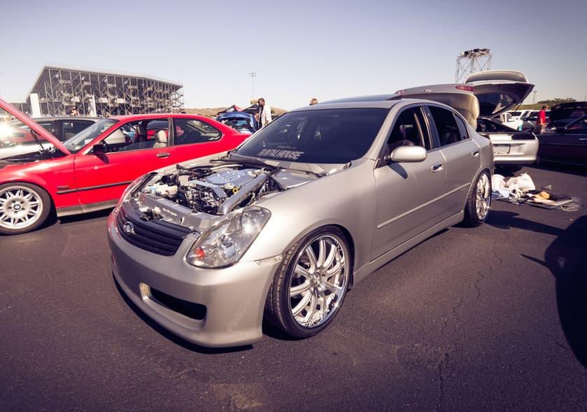Baby Godzilla's Roar: Best Cold Air Intakes for Nissan 350Z ... on nissan 350z shifter knob, nissan 350z thermostat, nissan 350z gear knob, nissan d21 fuel filter, nissan tiida fuel filter, nissan cube fuel filter, nissan 350z throttle body, nissan armada fuel filter, nissan 350z ball joint, nissan 350z exhaust tip, nissan 350z timing chain, nissan 350z window regulator, nissan 350z control arm, nissan 350z voltage regulator, nissan 350z mud flaps, nissan 350z jack points, nissan 350z tune up, nissan 350z camshaft sensor, nissan 350z trunk mat, nissan 350z carburetor,